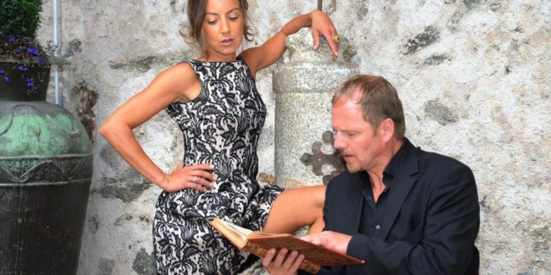 Christine Lasta und Toni Taschler