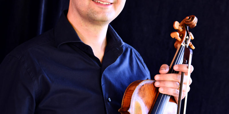 Johannes Heim – Violine